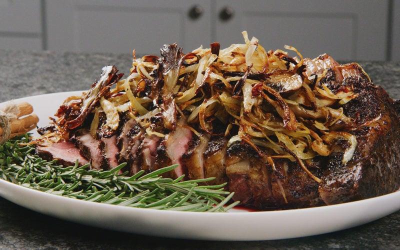 new york strip roast recipe
