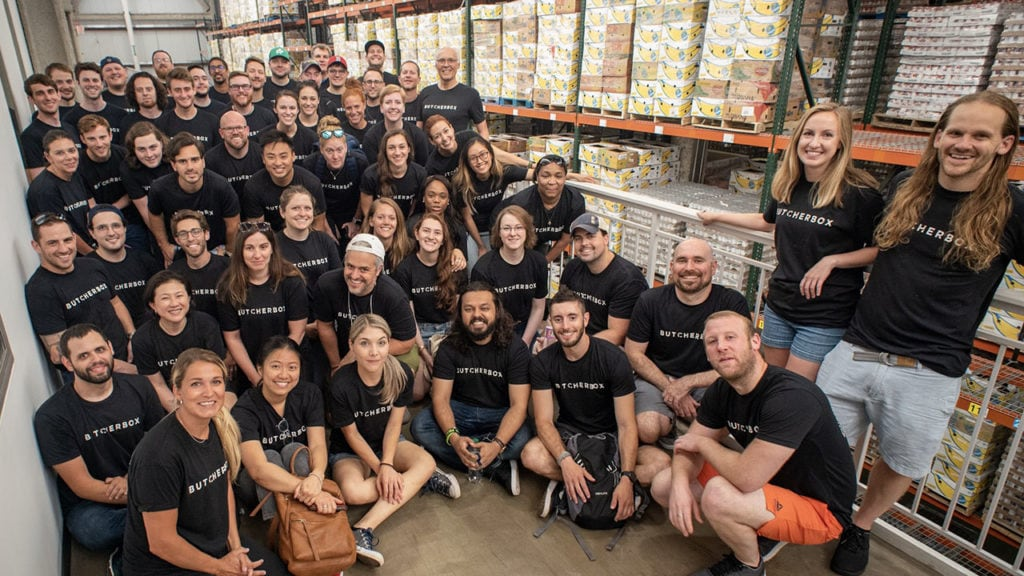 ButcherBox at the Greater Boston Food Bank