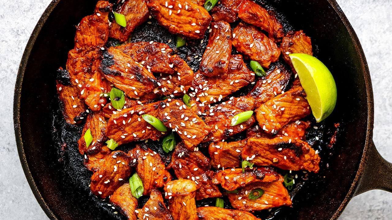 An Easy Bulgogi Beef Skillet Recipe from Paleohacks - Just ...